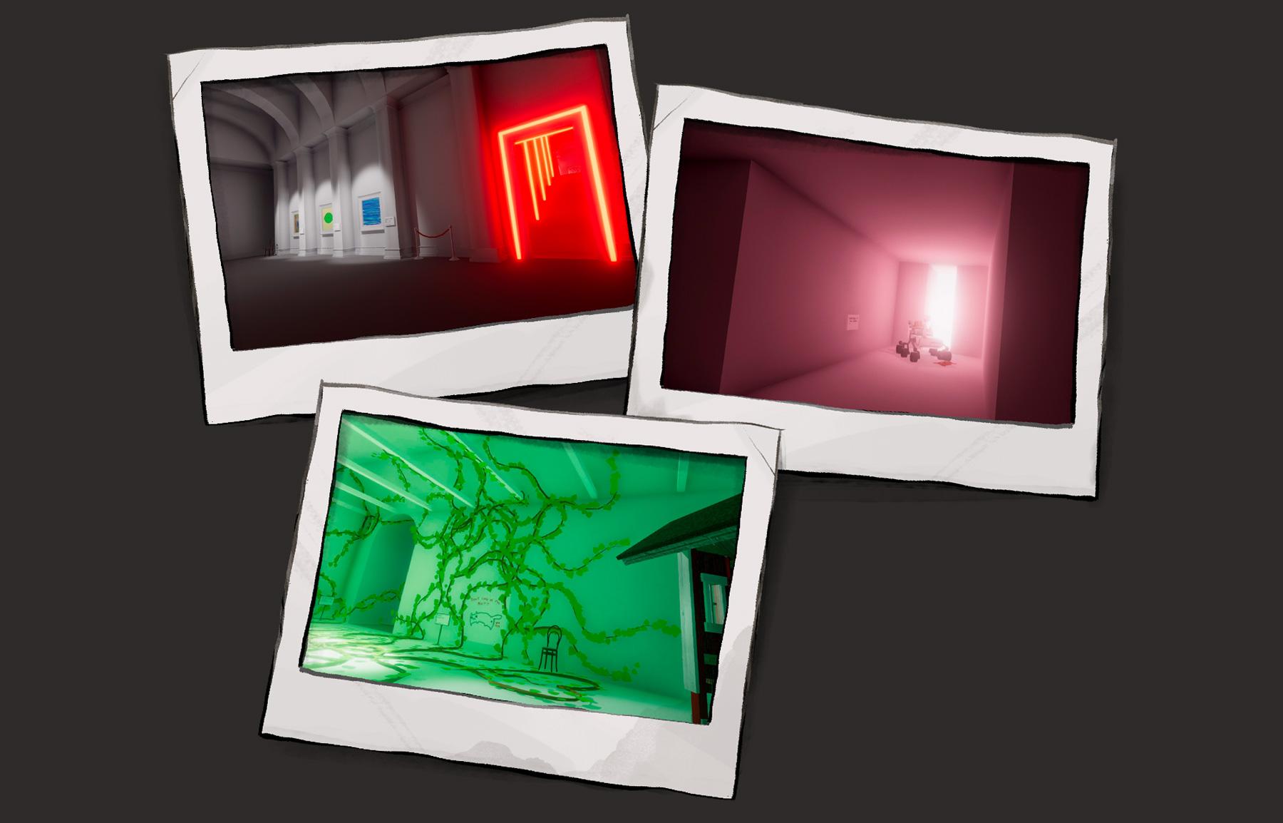 Museum Screenshots