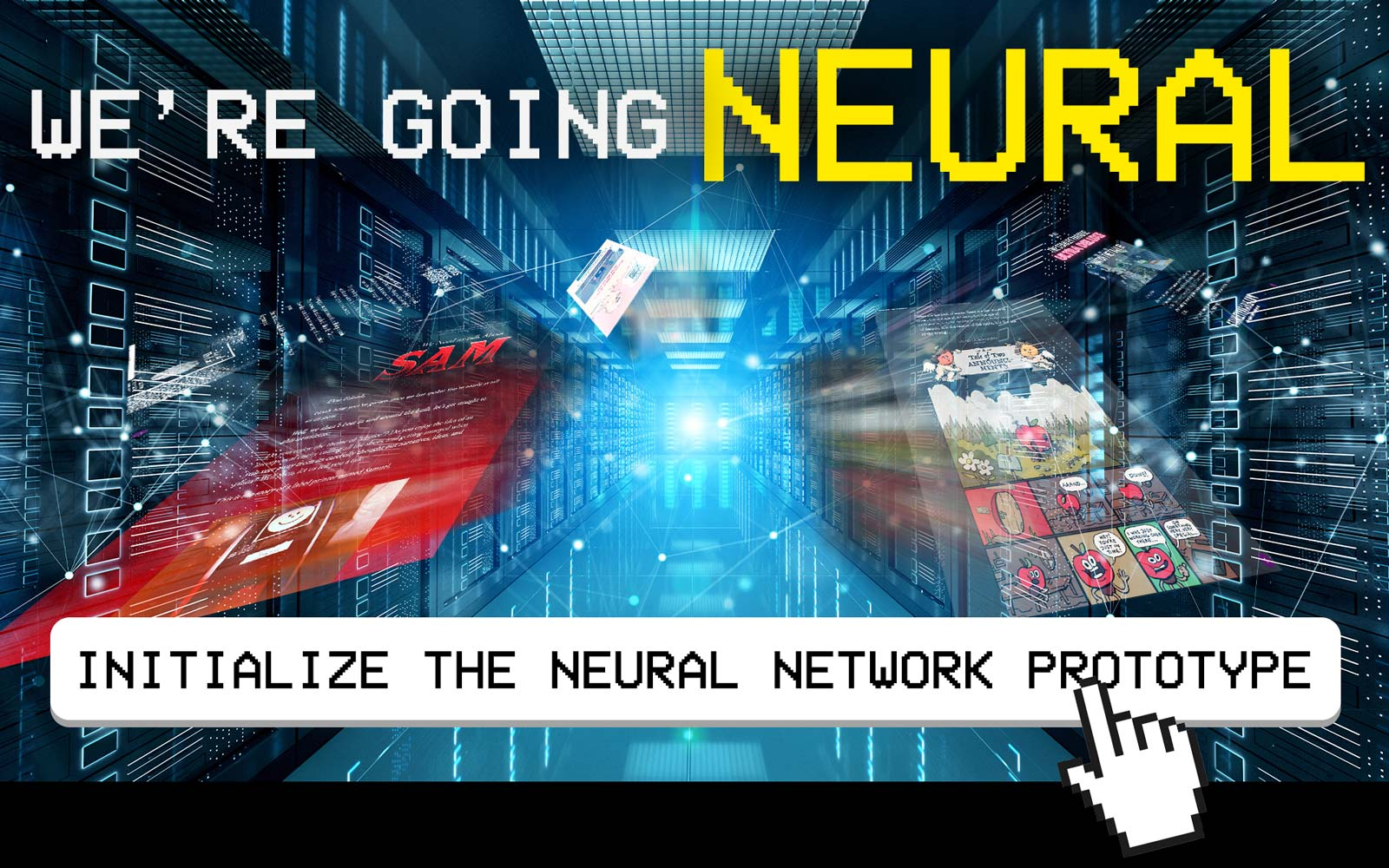 We're going neural