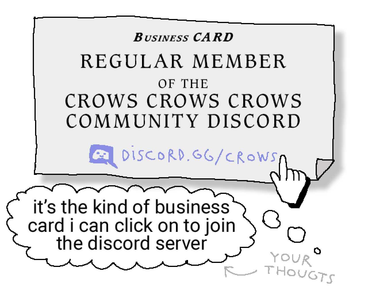 Discord Membership Card